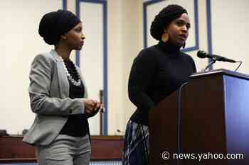 Reps. Ilhan Omar, Ayanna Pressley introduce resolution condemning  police brutality after George Floyd death