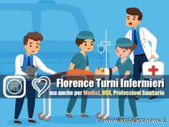 "Nasce ""Florence Turni Infermieri"", l'APP per i professionisti del terzo millennio. Partnership con AssoCarenews.it. - AssoCareNews.it"