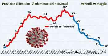 Venerdì 29, coronavirus Belluno: tutto fermo (con altri 24 guariti) - L'Amico del Popolo