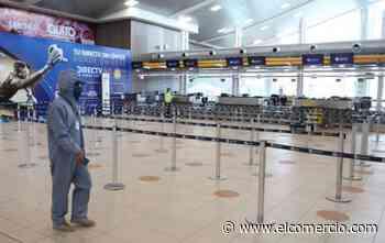 Las terminales aéreas del país reanudarán los vuelos el lunes 1 de junio