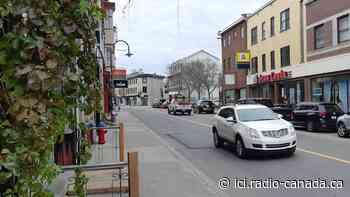 Saint-Vallier Ouest et la 3e Avenue seront piétonnes dès samedi - ICI.Radio-Canada.ca