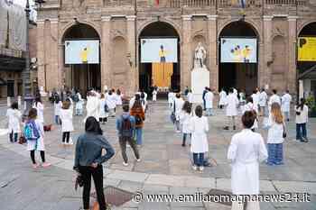 Il saluto del vicesindaco di Parma, in occasione della manifestazione dei Medici in Mobilitazione Permanente, - Emilia Romagna News 24