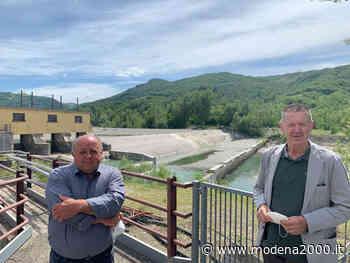 La nuova traversa di Cerezzola: Bonifiche di Reggio e Parma unite contro il deficit idrico in Val d'Enza - Modena 2000