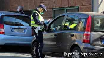 Parma, effetto lockdown: a picco le sanzioni stradali - La Repubblica