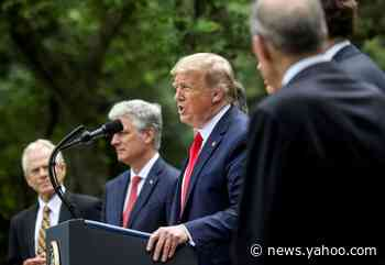 Trump says U.S. will be 'terminating' relationship with WHO