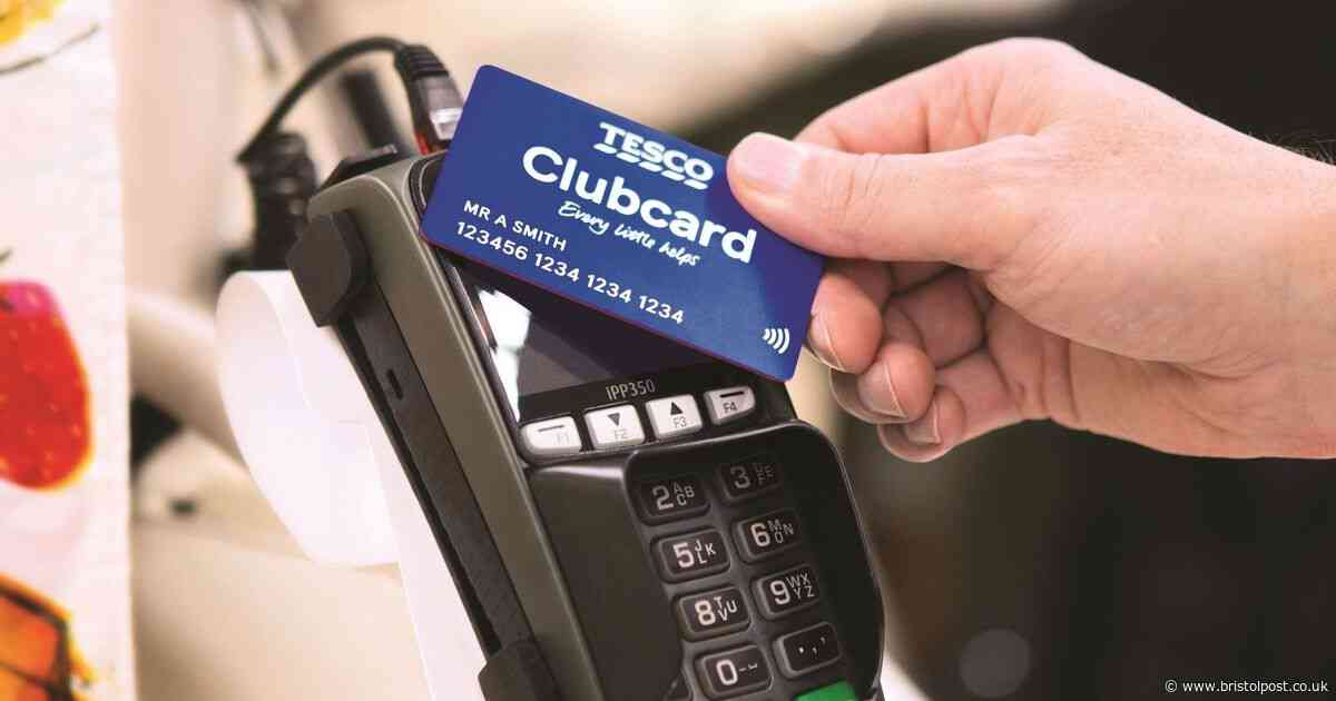 Tesco announces two big changes to Clubcard scheme