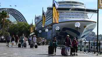 Coronavirus-hit Ruby Princess passengers contacted about crew member with tuberculosis - ABC News