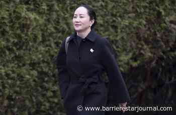 Huawei executive loses court ruling, extradition case continues - Barriere Star Journal