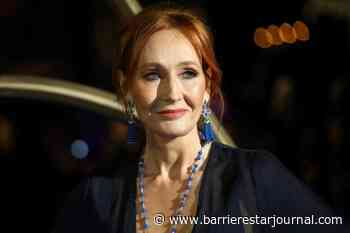 JK Rowling publishes first chapters of new story online - Barriere Star Journal
