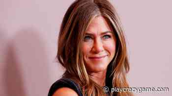Jennifer Aniston, in love with the music of JC Stewart - Play Crazy Game