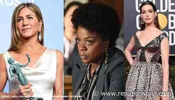George Floyds death triggers reactions from Jennifer Aniston, Viola Davis & Anne Hathaway - Republic World - Republic World