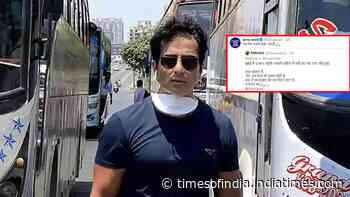 Migrant worker names new born child 'Sonu Sood', actor calls it his 'biggest award'!