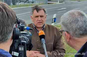Medienrummel im Kreis Forchheim: Über die teure und unnötige Abbiegespur in Langensendelbach wird bundesweit berichtet - inFranken.de