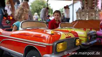 """""""Volksfest-Luft und Volksfest-Genuss"""" in Volkach - Main-Post"""