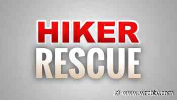 Crews assisting 2 lost female hikers at Edward's Point - WRCB-TV