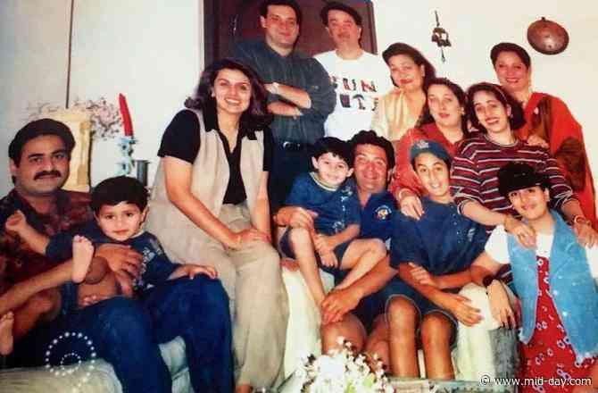 Armaan Jain shares throwback photo; remembers late uncle Rishi Kapoor