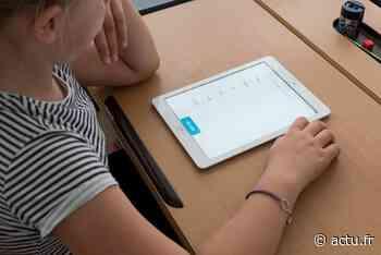 Val-d'Oise. La Ville d'Argenteuil distribue des tablettes à 400 élèves pour lutter contre le décrochage scolaire - La Gazette du Val d'Oise - L'Echo Régional