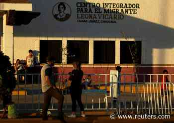 Twelve migrants test positive for coronavirus at Mexican government shelter - Reuters