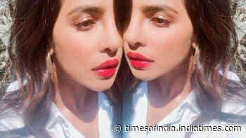 Priyanka Chopra Jonas is feeling adventurous, shares a gorgeous sun-kissed picture