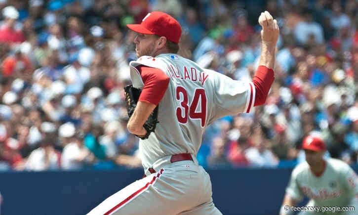 Brandy Halladay says Roy shrunk 3 inches during 2012 season because of spinal compression