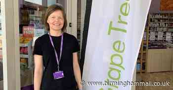 Health enthusiast is crowned Sutton Coldfield community champion - Birmingham Live