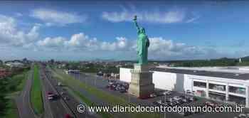 Com 57 metros, estátua da Havan em Barra Velha (SC) é o maior monumento brasileiro - Diário do Centro do Mundo