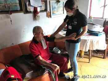 Belén de Umbría es modelo en la atención al adulto mayor - Eje21