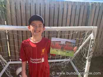 Surprise for Riley after letter to Liverpool - Bundaberg Now