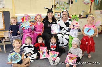 Kindy turns into a zoo for Simultaneous Storytime – Bundaberg Now - Bundaberg Now