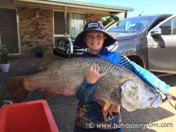 Good weather brings out big fish around Bundaberg - Bundaberg Now