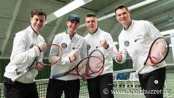 Tennisturnier in Espenhain soll wie geplant stattfinden - Sportbuzzer