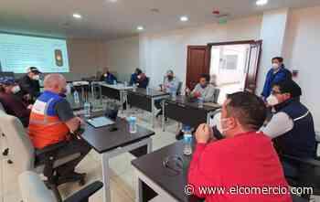 Riobamba se prepara para iniciar el semáforo amarillo desde el 1 de junio - El Comercio (Ecuador)