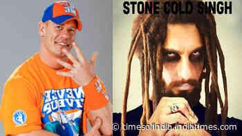 Ranveer Singh's epic reaction as WWE star John Cena dubs him as 'Stone Cold Singh'
