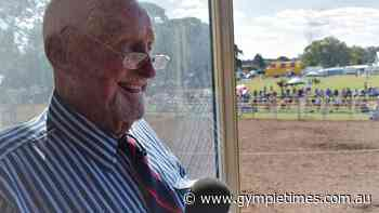 'Good ol' mate': Tributes flow for voice of Noosa Show - Gympie Times