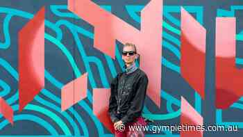 New mural gives Gympie skate park a 'pulse' - Gympie Times