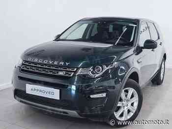 Vendo Land Rover Discovery Sport 2.2 TD4 SE usata a Corciano, Perugia (codice 7195830) - Automoto.it