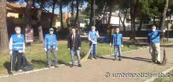 CORCIANO: Nonni Cna Pensionati paladini dell'ambiente e della pulizia. Progetto pilota in Umbria. - Umbria Notizie Web