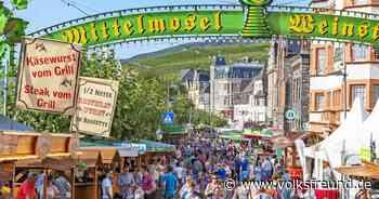 Dieses Jahr kein Weinfest der Mittelmosel in Bernkastel-Kues - Trierischer Volksfreund