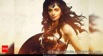Photo: Manushi Chillar turns 'Wonder Woman'