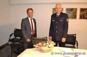 POL-KN: Leitungswechsel beim Polizeirevier Oberndorf am Neckar - Ulrich Effenberger in den Ruhestand... - Presseportal.de