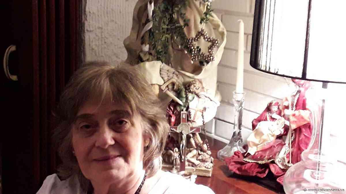 #GraciasFrancisco: saludos de la Familia Reyes Quesada, Ecuador - Vatican News