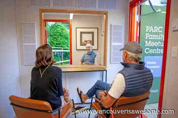 Metro Vancouver retirement homes install 'meetup centres' for families to visit safely - Vancouver Is Awesome