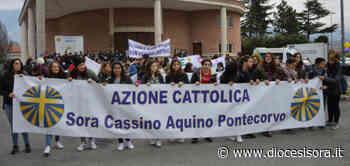 La nomina dei nuovi assistenti di Azione cattolica - Diocesi di Sora Cassino Aquino Pontecorvo