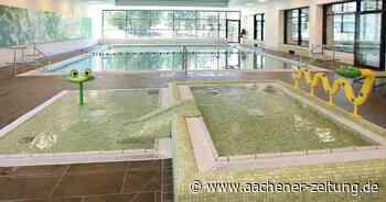 Freizeitbad in Baesweiler bleibt vorerst geschlossen - Aachener Zeitung