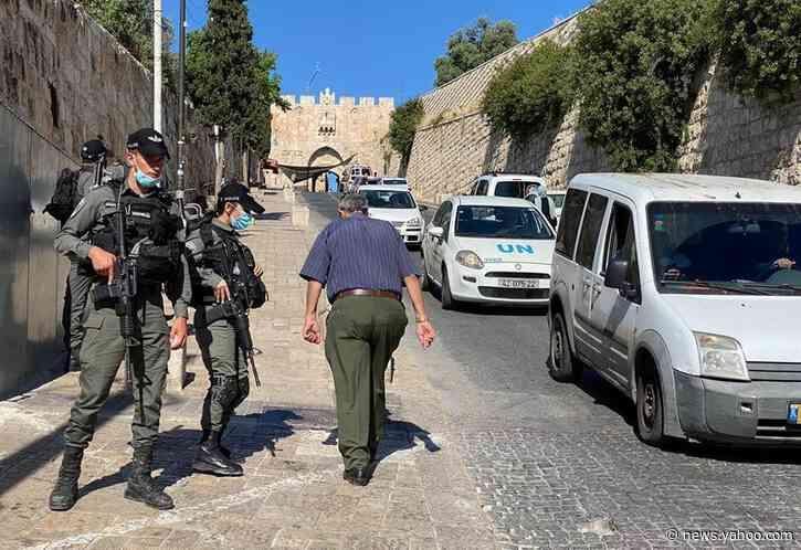 Israeli police fatally shoot Palestinian in Jerusalem -spokesman