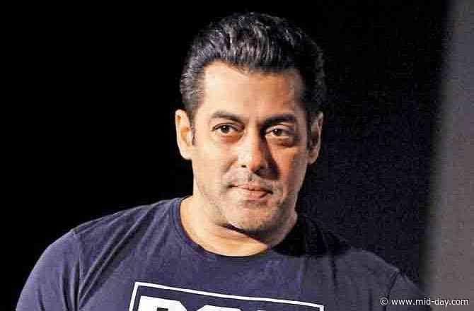 Salman Khan extends help to frontline warriors, donates hand sanitisers