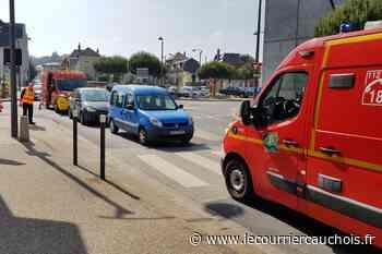 Lillebonne. Trois voitures se percutent à un passage piéton - Le Courrier Cauchois