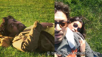 Irrfan Khan's wife Sitapa Sikdar shares a beautiful unseen picture, says 'It's just a matter of time. milenge baatein karenge. Till we meet again'