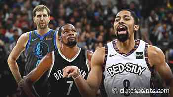 Nets guard Spencer Dinwiddie's message for 'hot take Twitter' about Kevin Durant-Dirk Nowitzki comparison - ClutchPoints