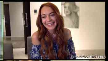 See Lindsay Lohan's Final Glamorous Look - Yahoo Entertainment